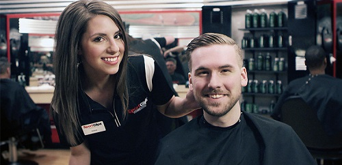 Sport Clips Haircuts of Fort Apache​ stylist hair cut